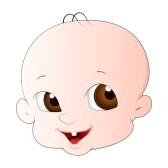 16104491-doux-vecteur-baby-girl[1]